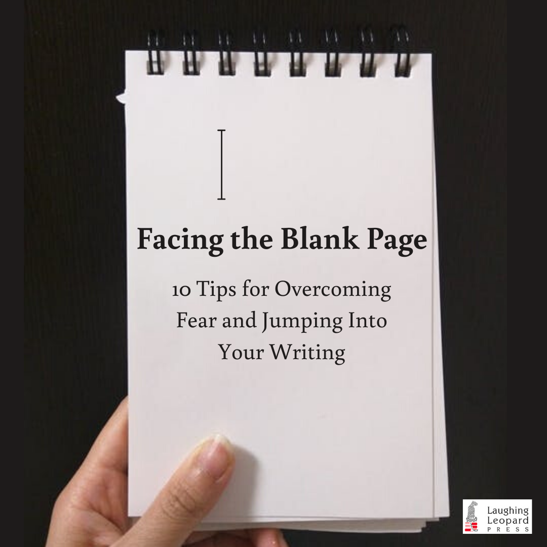 10 Tips For Overcoming Fear And Jumping Into Your Writing