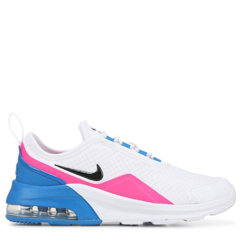 Nike Kids' Air Max Motion 2 Sneaker Preschool Shoes (White