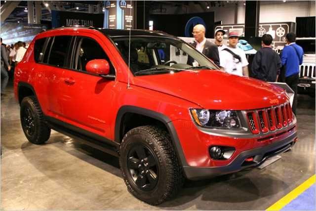 2014 jeep compass repair manual