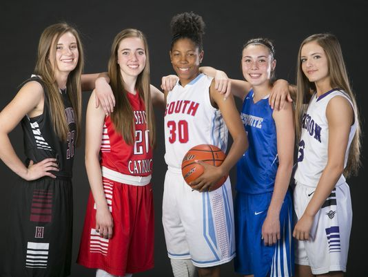 American Family Insurance All Usa Arizona Girls Basketball Team All State Teams In Each Division Basketball Girls Basketball Teams American Family Insurance