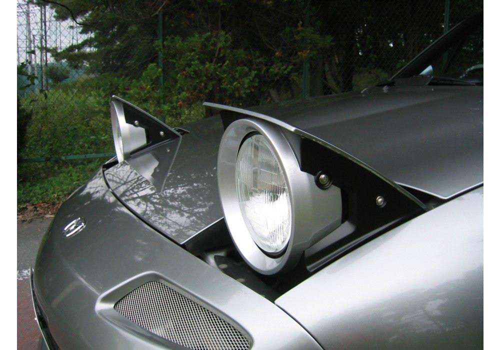 East Bear Headlight Bezel For Mazda Miata MX5 NA REV9
