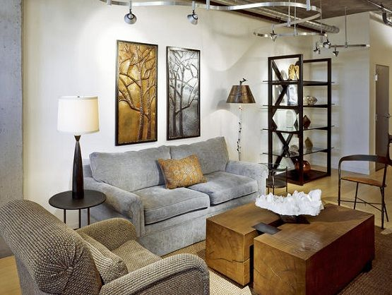 Etonnant Track Lighting Ideas For Living Room U2013 Focus Point On Living Room