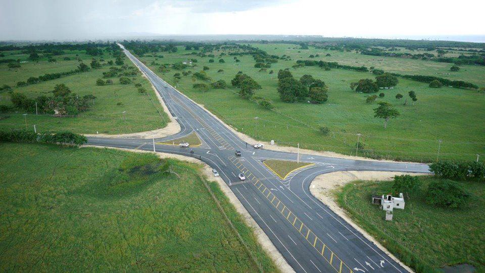 Resultado de imagen para carretera Uvero Alto-Miches
