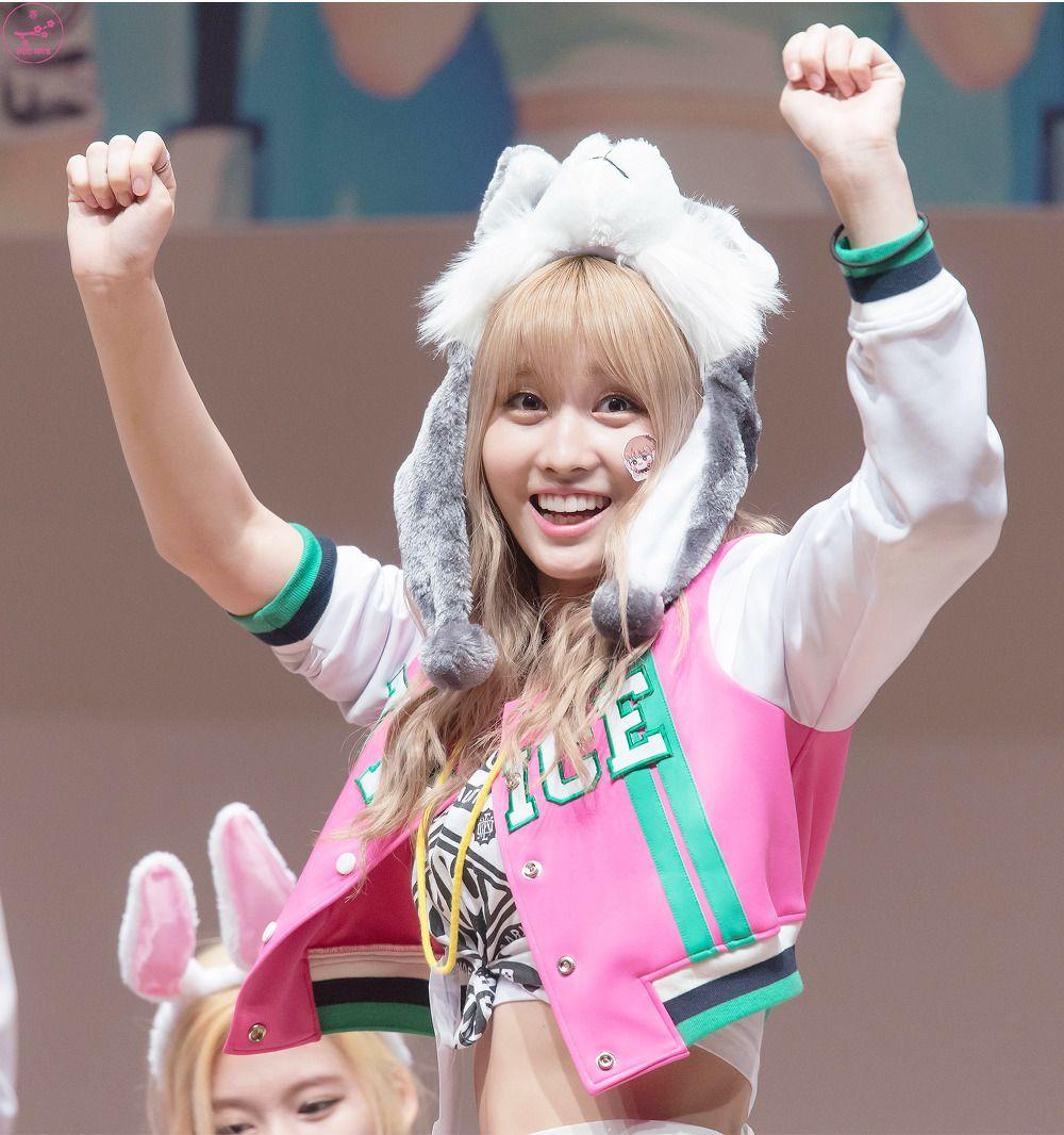 Momo Is Excited Kpop Girl Groups Hirai Momo Momo