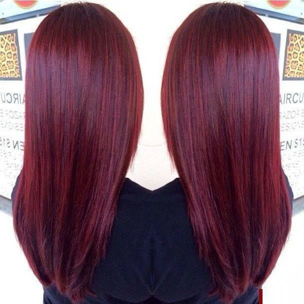 Best 25 Cherry Coke Hair Ideas On Pinterest Dark