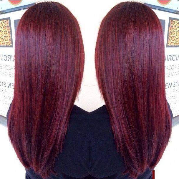 cherry coke hair ideas