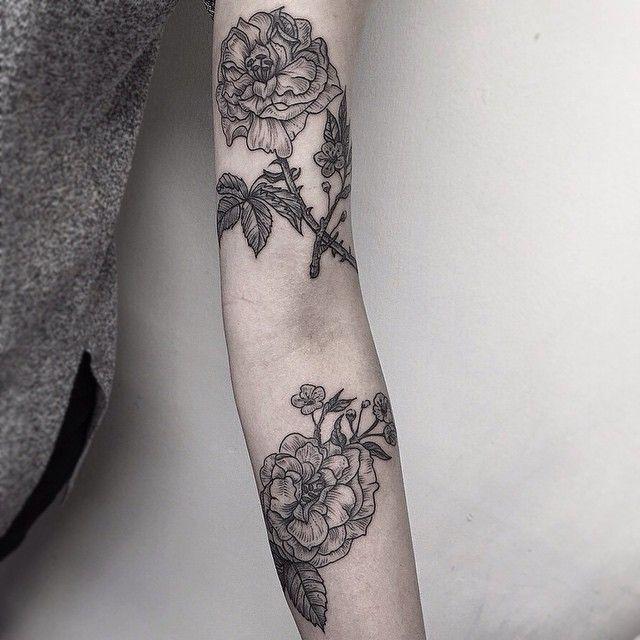Rebecca Dewinter Tattoo