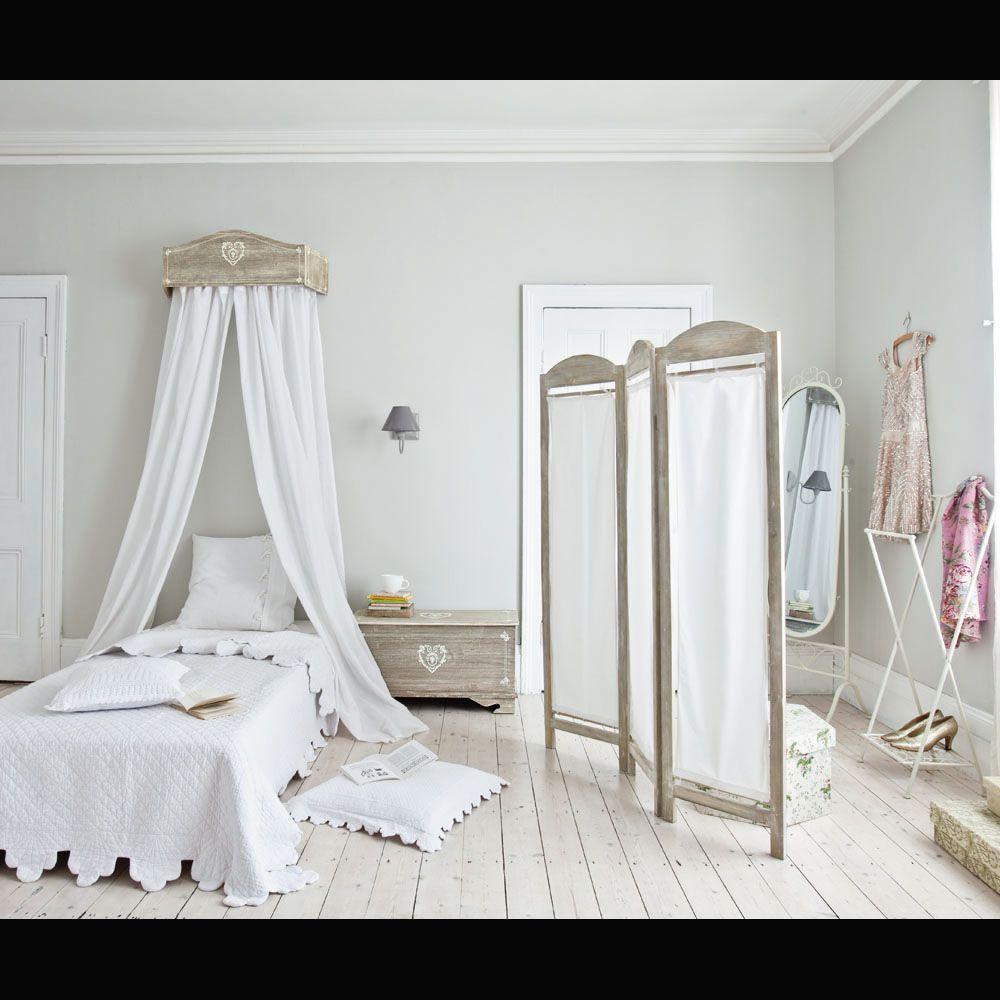 Ciel de lit CAMILLE | Chambre M | Pinterest | Ciel de lit, Camille ...