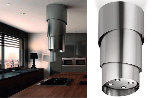Pareo Retractable Steel Range Hood From Faber Interior