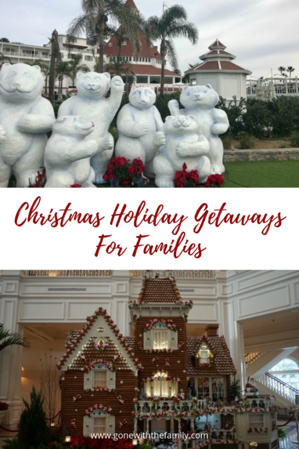 8 Great Christmas Holiday Getaways for Families