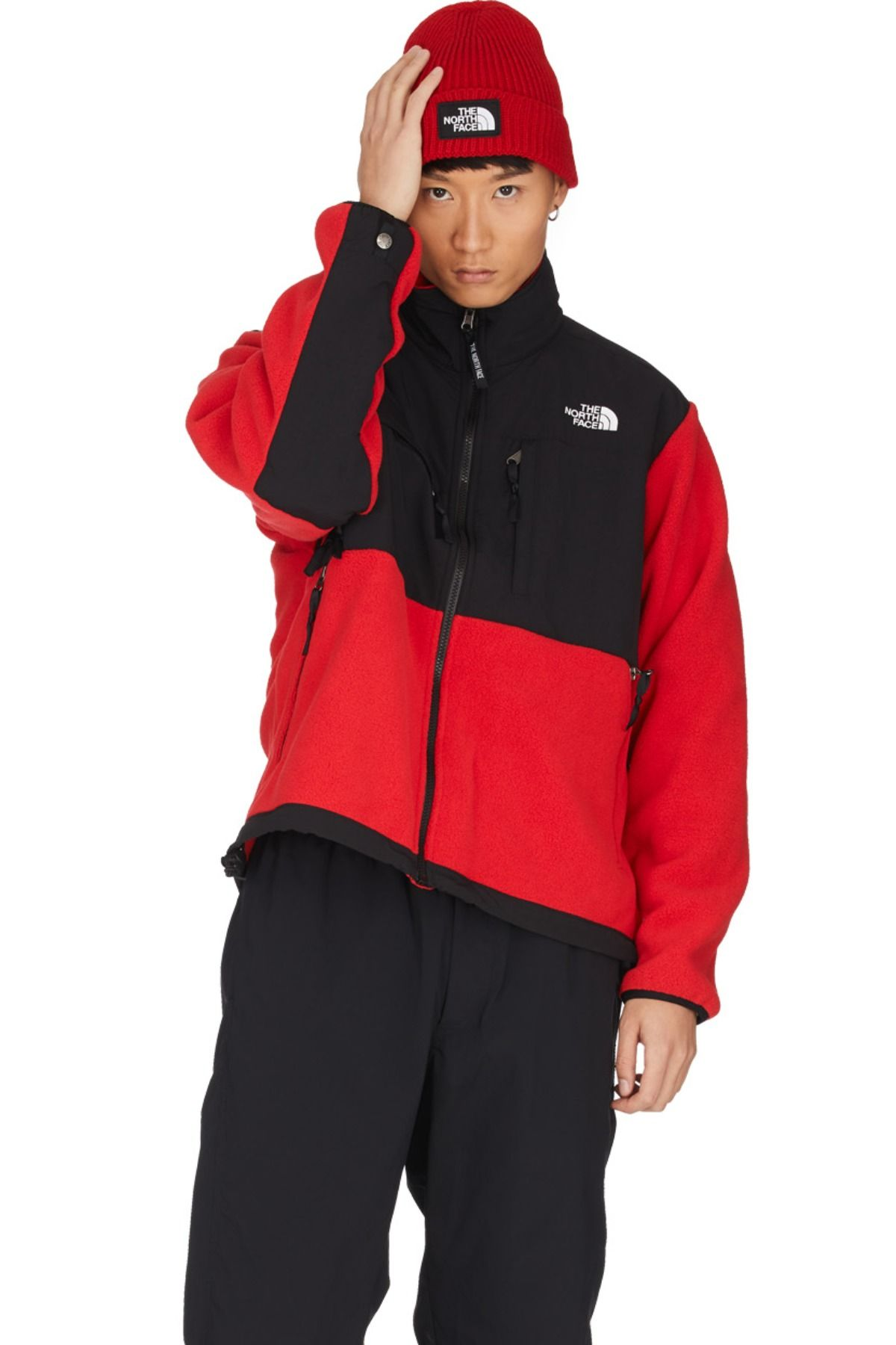 The North Face 95 Retro Denali Jacket Tnf Red In 2021 North Face Puffer Jacket Men S Coats Jackets Jacket Outfits [ 1800 x 1200 Pixel ]