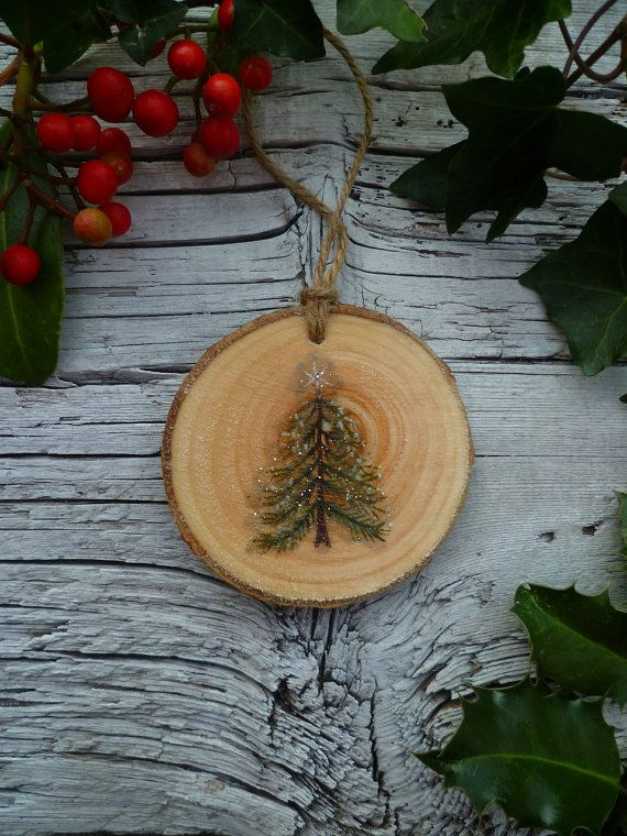 49+ Wood christmas ornament crafts info