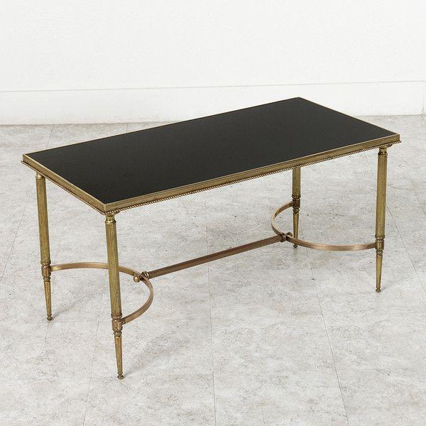 Guy Lefevre Design For Maison Jansen Coffee Table Muebles Mesas