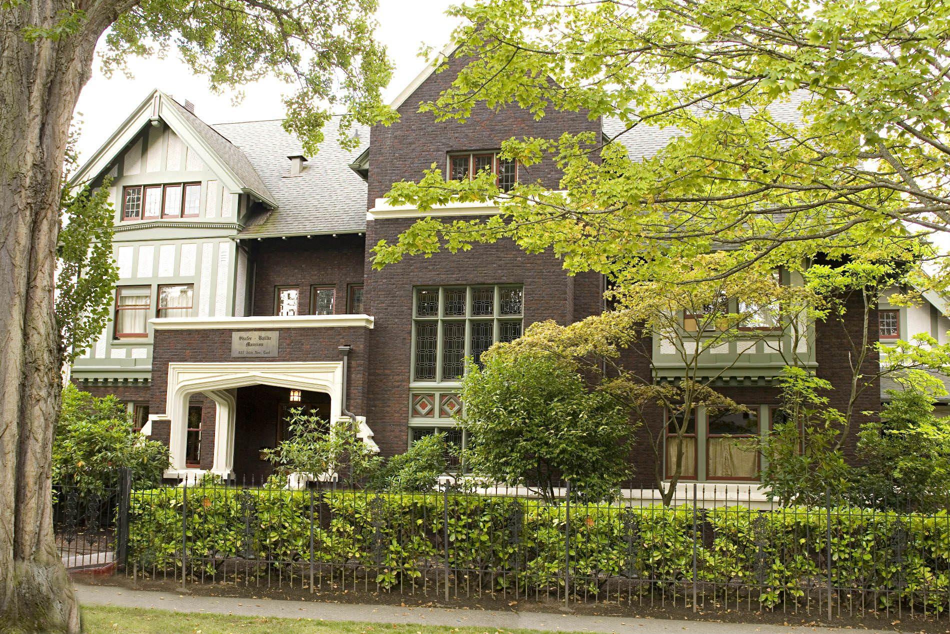 Seattle, Washington The Shafer Baillie Mansion