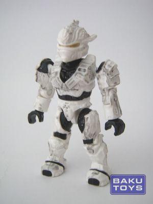 Mega Bloks HALO Hayabusa Spartan   Action Figures   Halo
