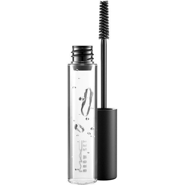 Mac Brow Set Clear 17 Liked On Polyvore Featuring Beauty