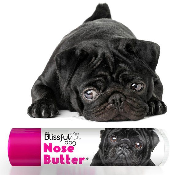 Pug Original Nose Butter Handcrafted All Natural Balm For Dry
