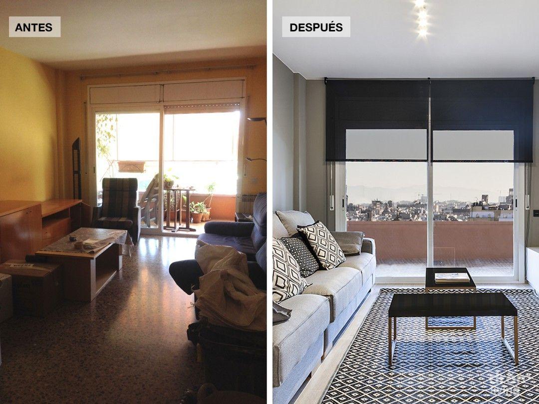 revestimientos lujo reformas estilo nordico barcelona reforma piso ...