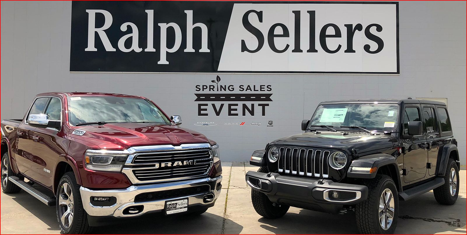 All New 2019 Ram 1500 The All New 2018 Jeep Wrangler Jl At Ralph