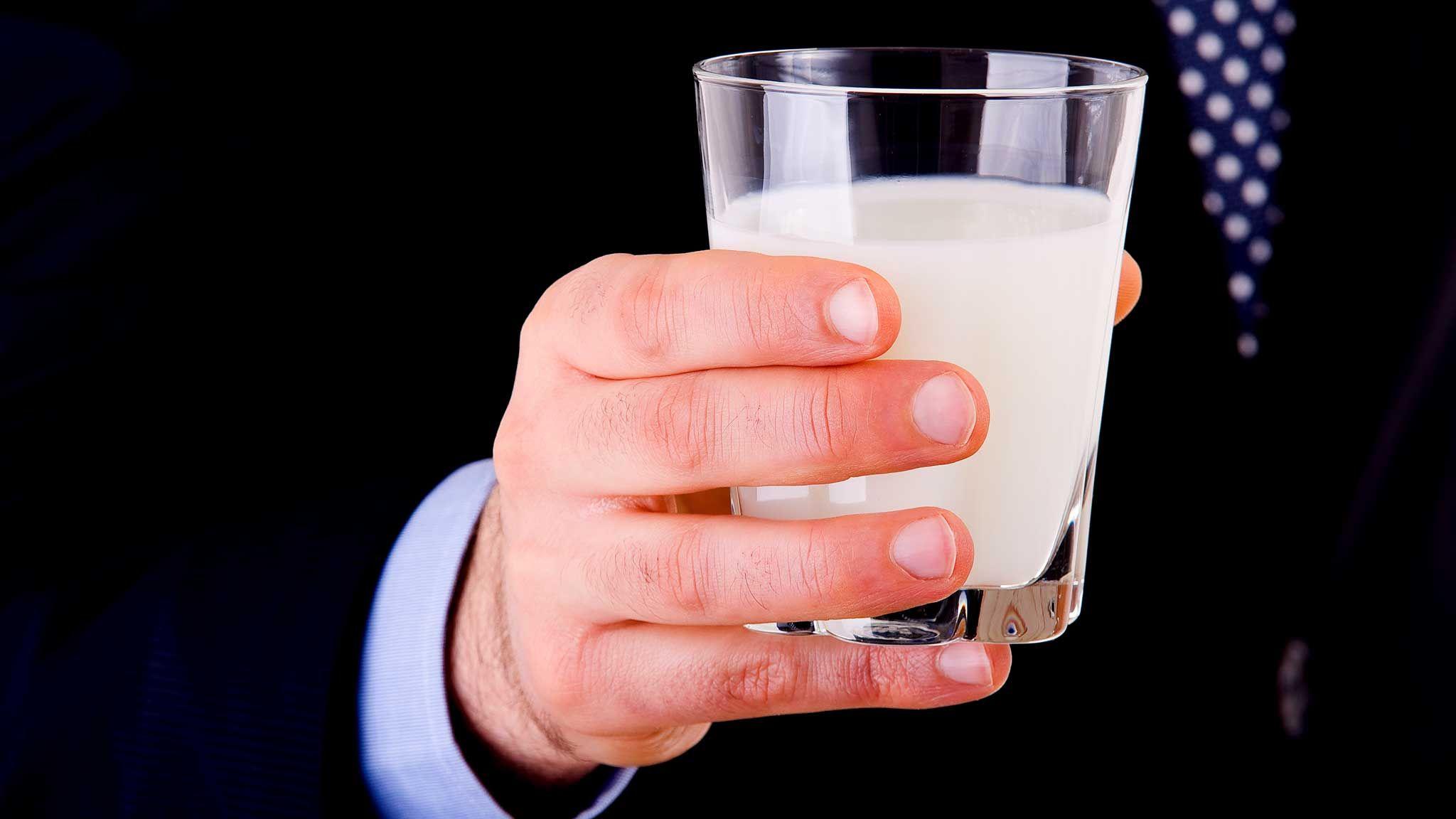 Men's Nutrition and Calcium Milk, Flavored milk, Plant