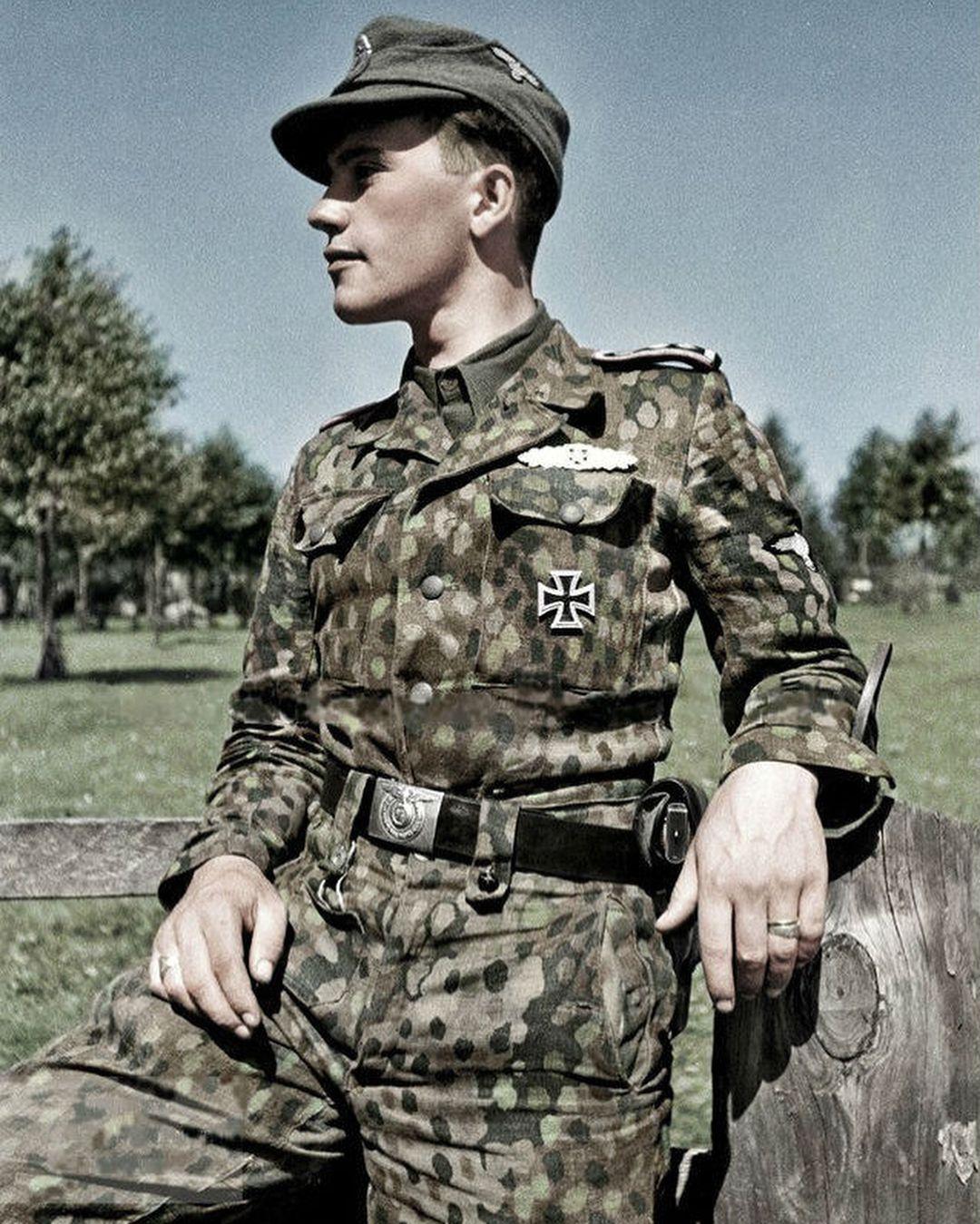Latvian Volunteer Ss Hauptsturmfuhrer Miervaldis Adamsons Adamsons