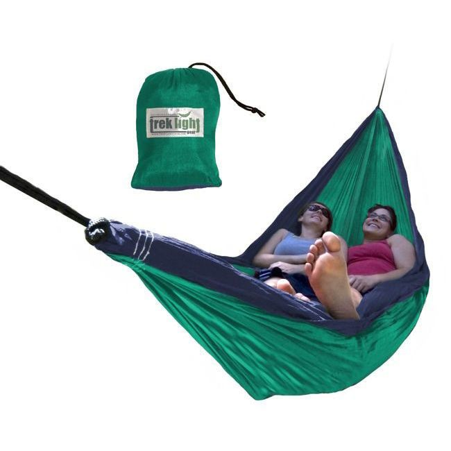 trek light gear double hammock   the original brand of best selling lightweight nylon hammocks   extra wide for the most  fort   use for all camping     double hammock   double hammock camper van conversions and      rh   pinterest