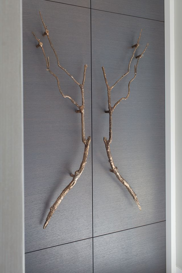 Stephenson Wright Project Bespoke Doors Bronze Branch