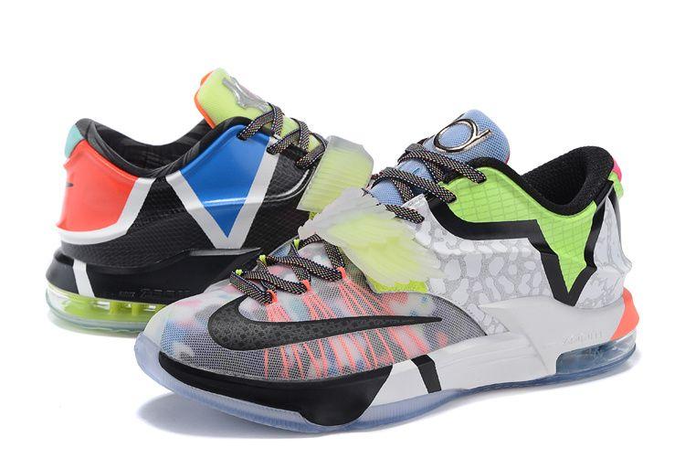 Hot Sale Kid Nike Zoom KD 7 Fashion shoes 10