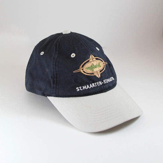 shark fin baseball cap paul and hat martin dad vacation compass tropical travel