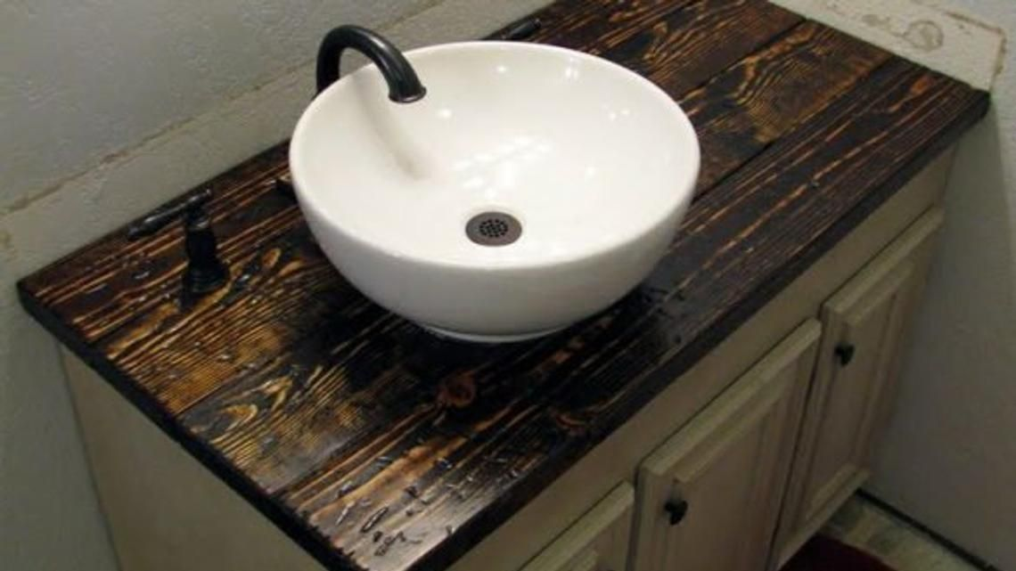 Barn Door Bathroom Vanity Free Shipping With Images Diy
