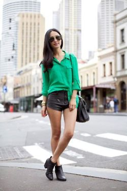 Emerald Green will be so hot for the spring