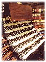 The enormous Wanamaker Organ at Macy's in Philadelphia. I want to hear it…