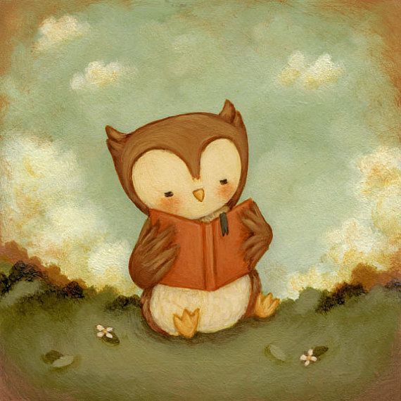 Cloud Nine Studios Art Blog: I am in the mood for some reading!