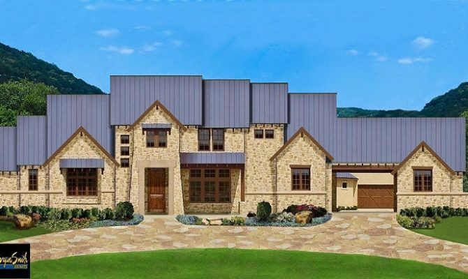 Texas Hill Country Home Designs House Plans Ideas
