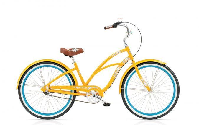 Cruiser Hawaii Custom 3i Bike Ladies E L E C T R A Electra Bike Cruiser Bike Bike