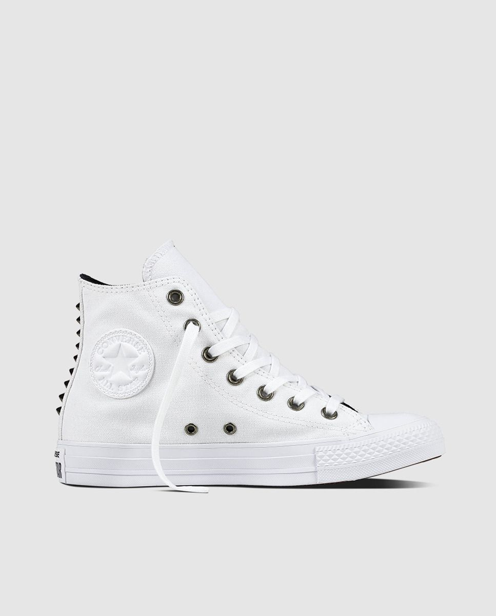 Zapatillas casual de mujer Chuck Taylor All Star Stud Canvas