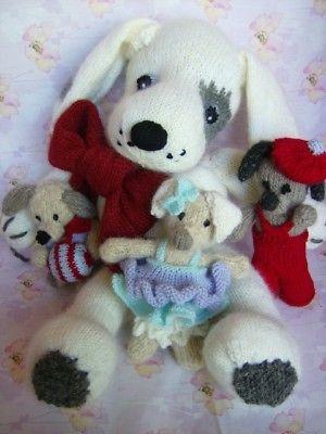 Dog Toy Knitting Pattern Dogs Pinterest Knitting Patterns Dog