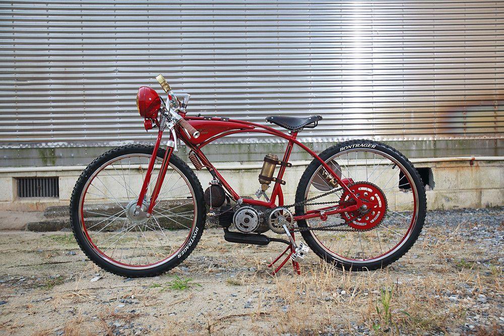 Build Springer Forks Drift Trike Frame Custom Bicycle Chopper Bike