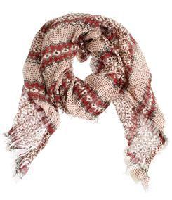 HEARTMADE / JULIE FAGERHOLT -Hosta scarf print DKK899 ~ $155
