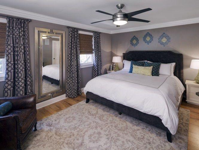 Small Bedroom Ceiling Fan Best Ideas 2017   Fans   Modern master ...