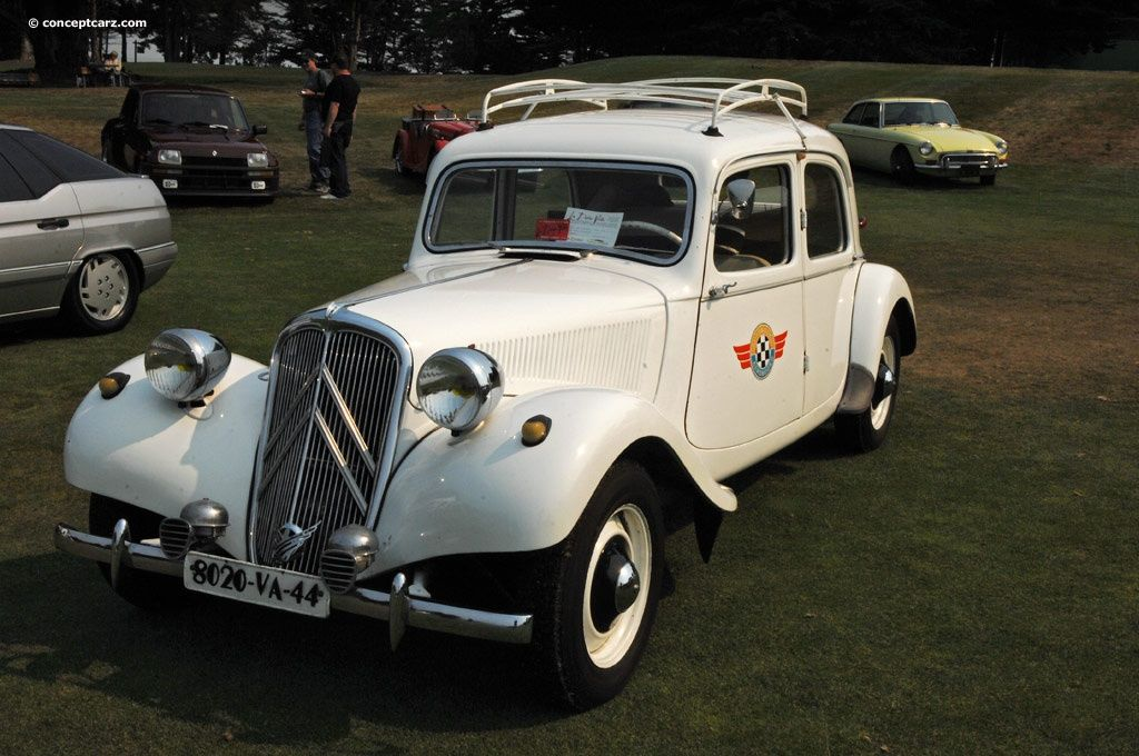 This isn't really in the shop (I just wish it was:) My husband, Steve, says I'll have one someday. Thanks honey! Citroen Traction Avant