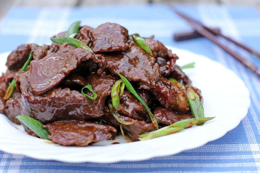 Mongolian Beef Recipe Beef Mongolian Beef Mongolian Beef