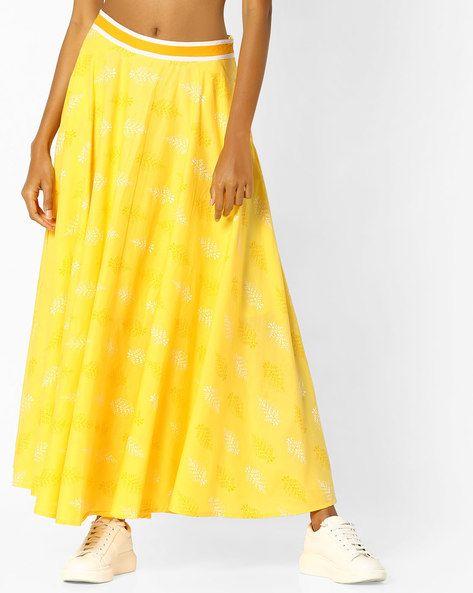 a053e1d2b Block Print Maxi Skirt | siri - skirt | Printed maxi skirts, Skirts ...
