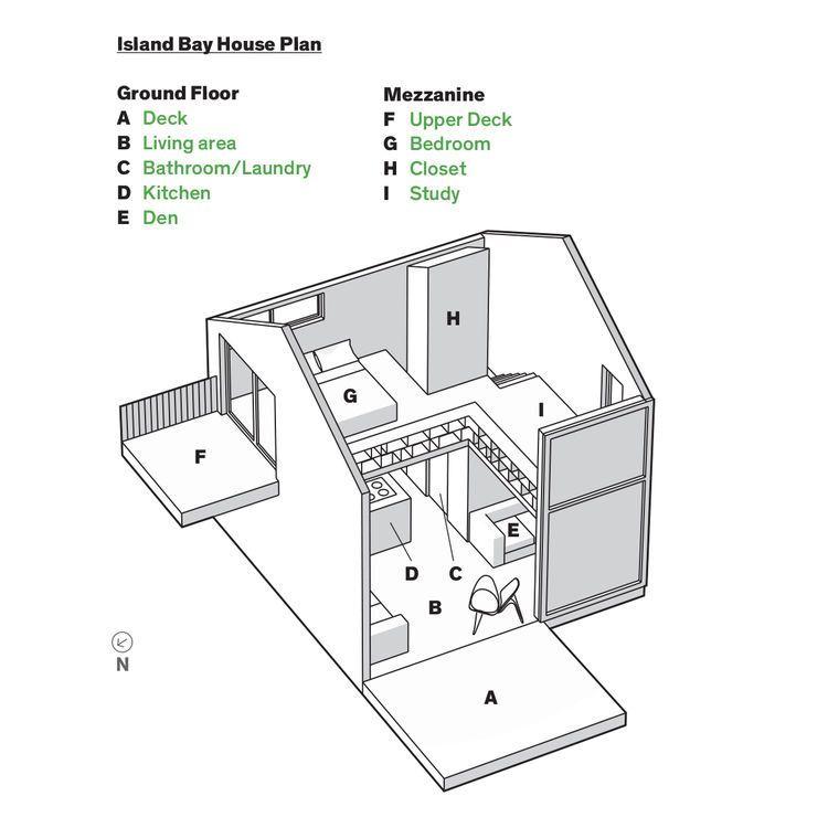 Mini houses japanese style floor plans