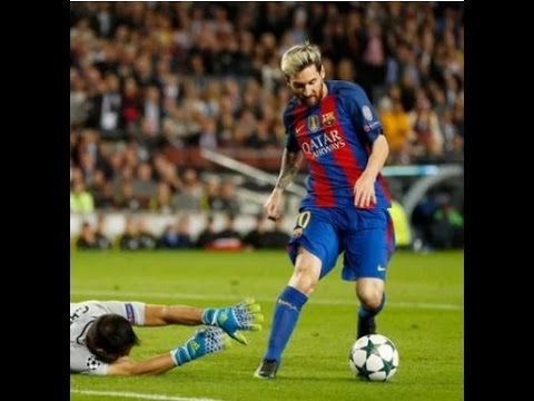 Messi Hat Trick Barcelona Vs Manchester City 3 0 Uefa Champions League Uefa Champions League Barcelona Vs Manchester City Champions League