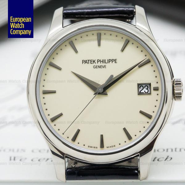 10 Patek Philippe 5227g 001 Calatrava Automatic Ivory Dial 18k White Gold Ideas Patek Philippe 18k White Gold White Gold