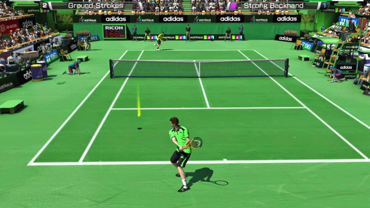 virtua tennis 4 pc free download full version
