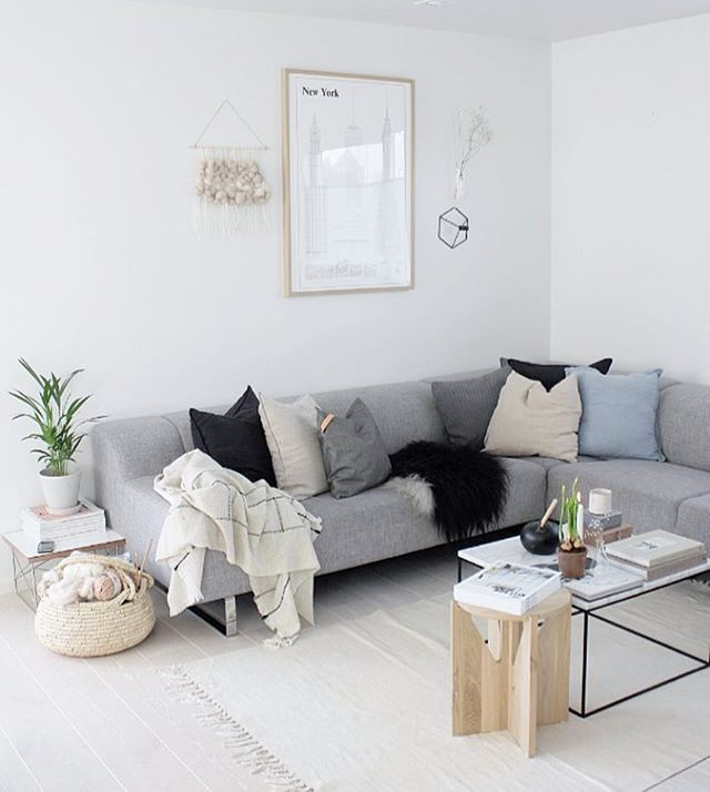 The Living Room Of Ingridpall New York Print And Menu Pov Wall