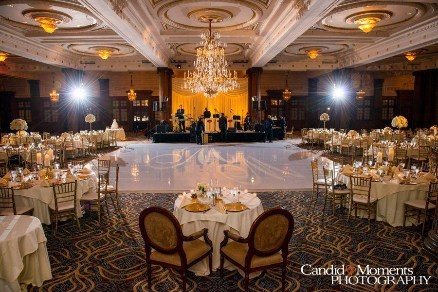The Crystal Tea Room Philly Wedding Wedding Photography Finley Catering Tea Room Philly Weddings Table Decorations
