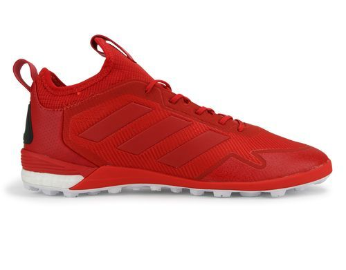 7bbbdc43fb34 adidas Men s ACE Tango 17.1 Turf Soccer Shoes Red Scarlet White ...